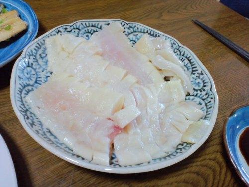 Marined Hirame/flounder